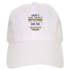 Dont Ask About My Protein Vegan Baseball Cap