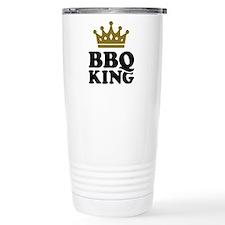 BBQ King crown Travel Mug
