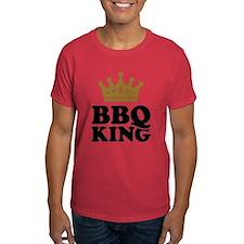 BBQ King crown T-Shirt