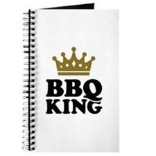 BBQ King crown Journal