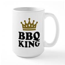 BBQ King crown Mug