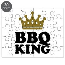 BBQ King crown Puzzle