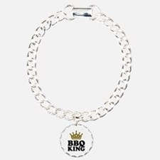 BBQ King crown Bracelet