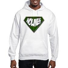 Holmes Superhero Jumper Hoody