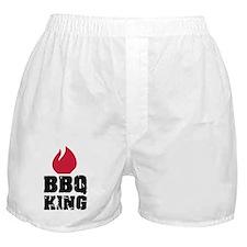 BBQ King fire Boxer Shorts