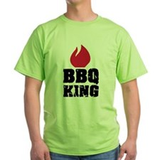BBQ King fire T-Shirt