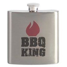 BBQ King fire Flask
