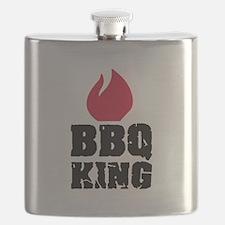 BBQ King fire Flask