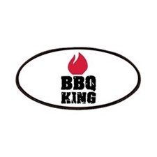 BBQ King fire Patches