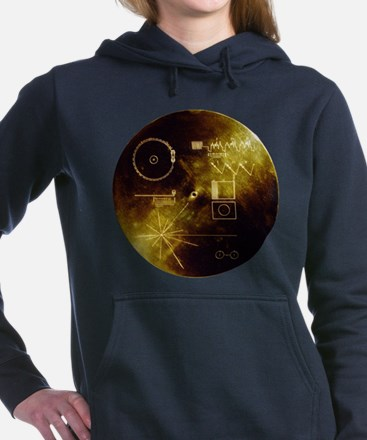 Voyagers Gold Record Hooded Sweatshirt