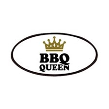 BBQ Queen crown Patches