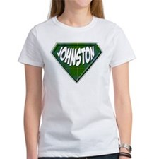 Johnston Superhero Tee