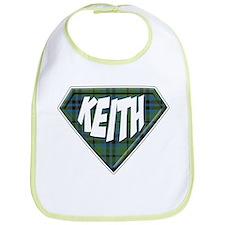 Keith Superhero Bib