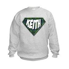 Keith Superhero Sweatshirt