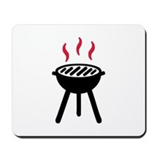 Grill BBQ Mousepad