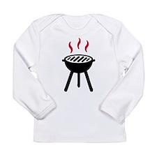 Grill BBQ Long Sleeve Infant T-Shirt