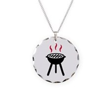 Grill BBQ Necklace