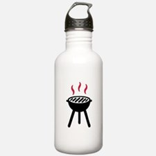 Grill BBQ Water Bottle