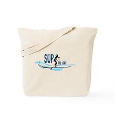SUP like a Girl Tote Bag