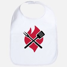 BBQ barbecue Fire Bib