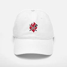 BBQ barbecue Fire Baseball Baseball Cap