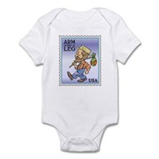 Arm And A Leg Bum Postage Increase Onesie