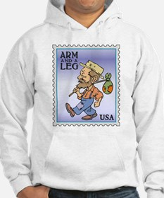 Arm And A Leg Bum Postage Increase Hoodie