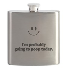 going to poop today Flask