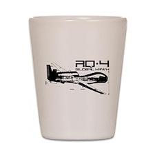 RQ-4 Global Hawk Shot Glass