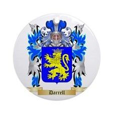 Darrell Ornament (Round)