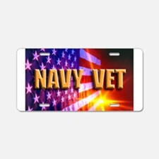 Funny Military Aluminum License Plate