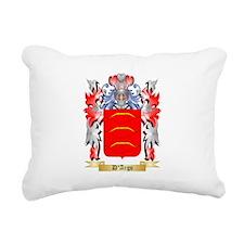 D'Argo Rectangular Canvas Pillow