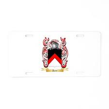 Dare Aluminum License Plate