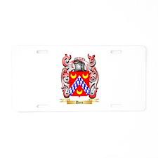 Dare 2 Aluminum License Plate