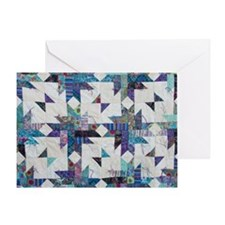 March Prayer Quilt Greeting Cards