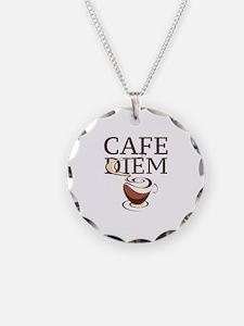 Cafe Diem Necklace