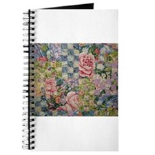Cabbage Rose Quilt Journal