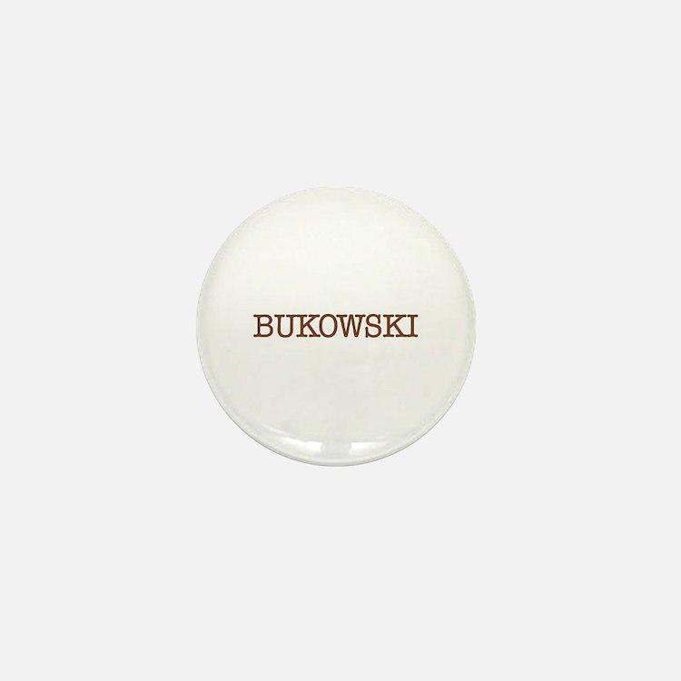 Bukowski Mini Button