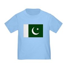 Pakistani flag T