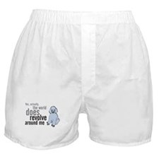 Center of the universe Boxer Shorts