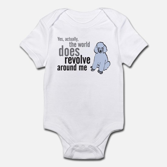 Center of the universe Infant Bodysuit