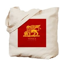 Venice Coat of Arms Tote Bag