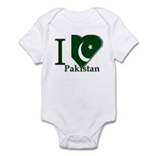 I love Pakistan Onesie