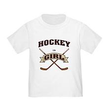 Hockey Girl T