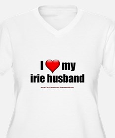 """I Love My Irie Husband"" T-Shirt"