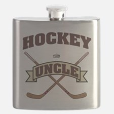 Hockey Uncle Flask