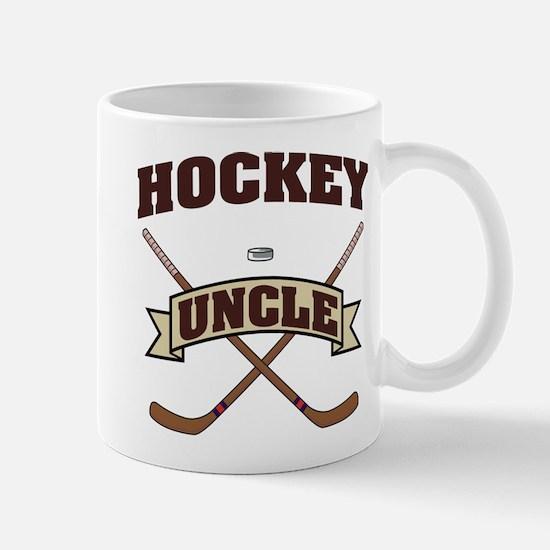Hockey Uncle Mug
