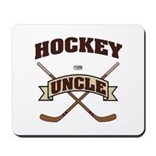 Hockey Uncle Mousepad