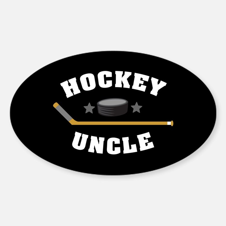 Hockey Uncle Decal