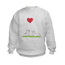 Corgi Valentine - Jumpers